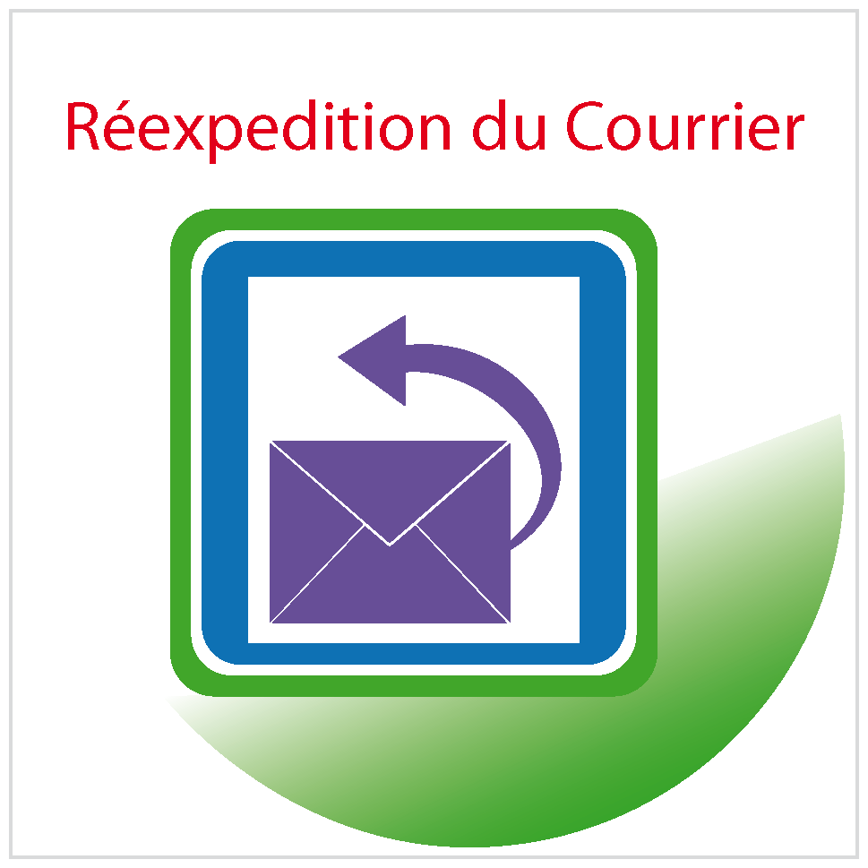 R exp dition de courrier jad business center asni res for Reexpedition du courrier temporaire